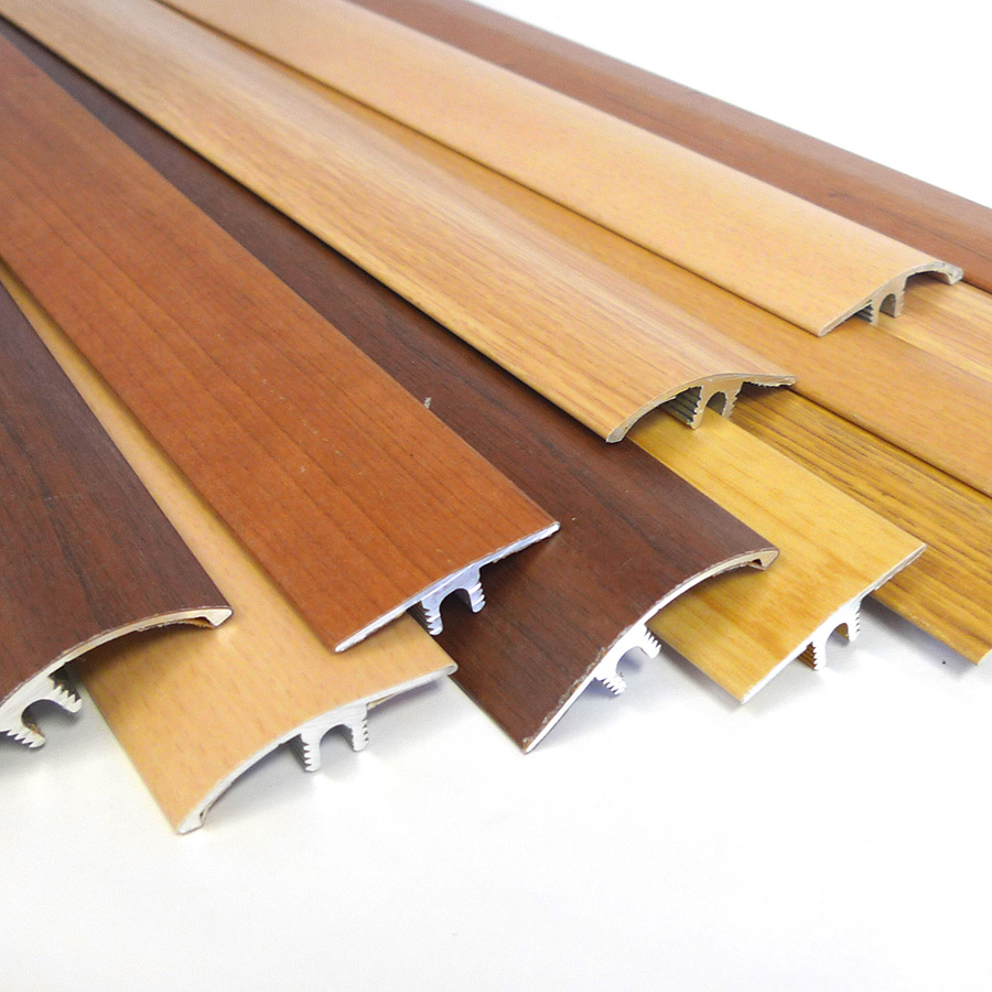 Parallel Frontier Natural Metal Laminate Wrapped
